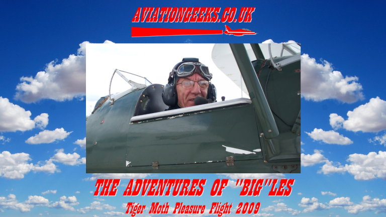 "The Adventures of ""Big"" Les – Tiger Moth"