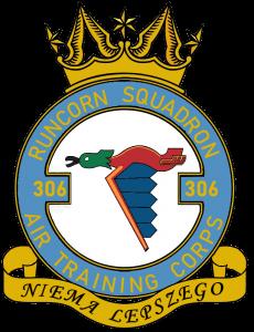 306 (Runcorn) Squadron RAFAC Crest
