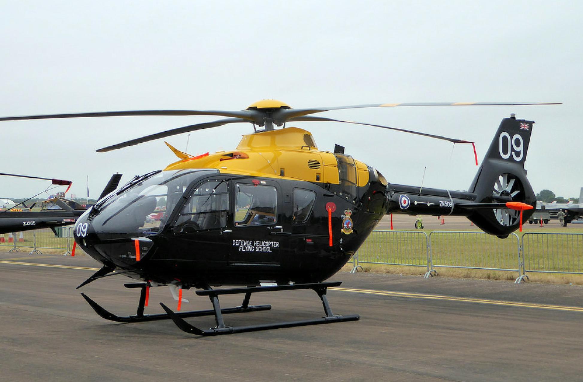 AIRBUS H135 JUNO