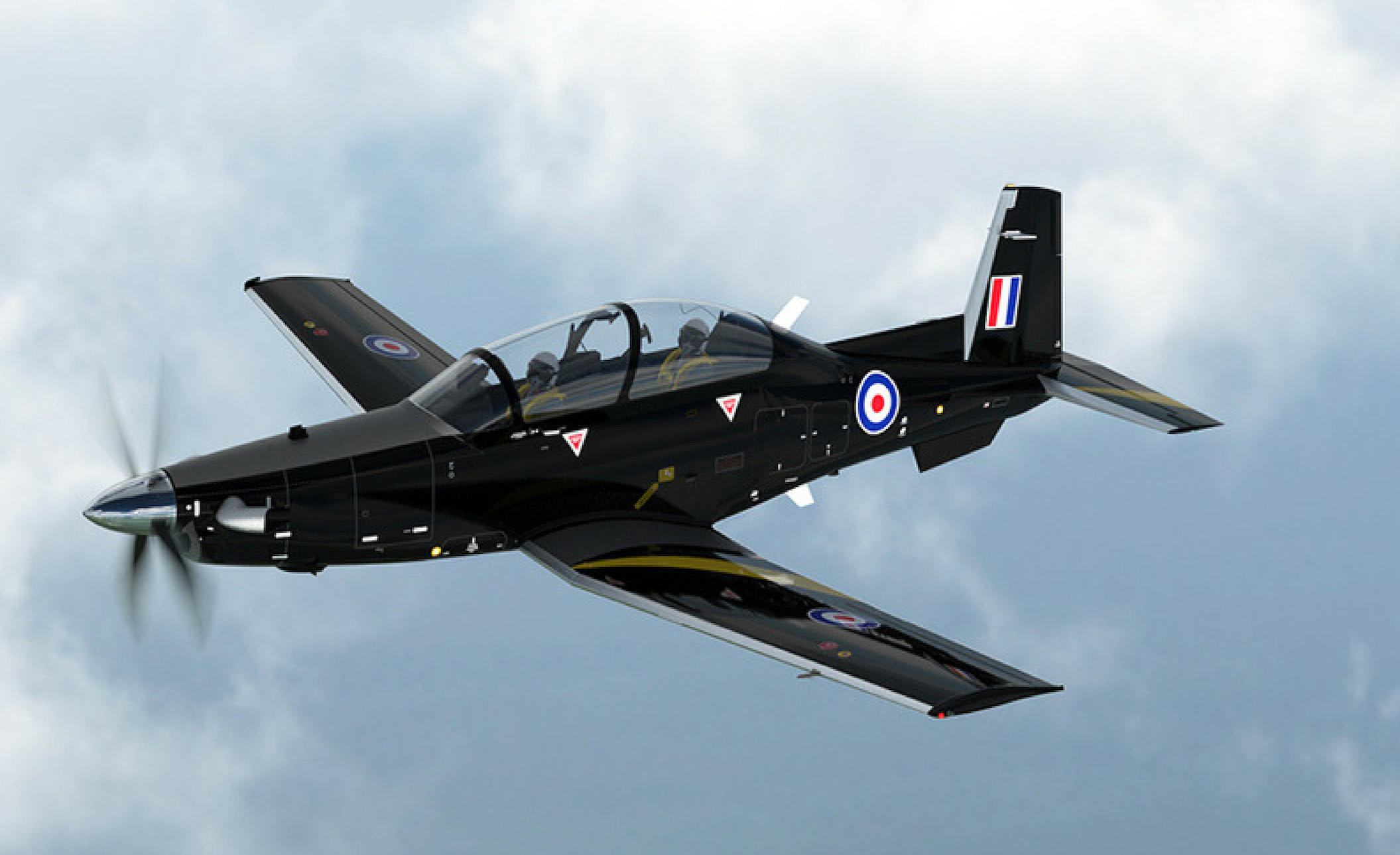 BEECHCRAFT T-6C TEXAN II
