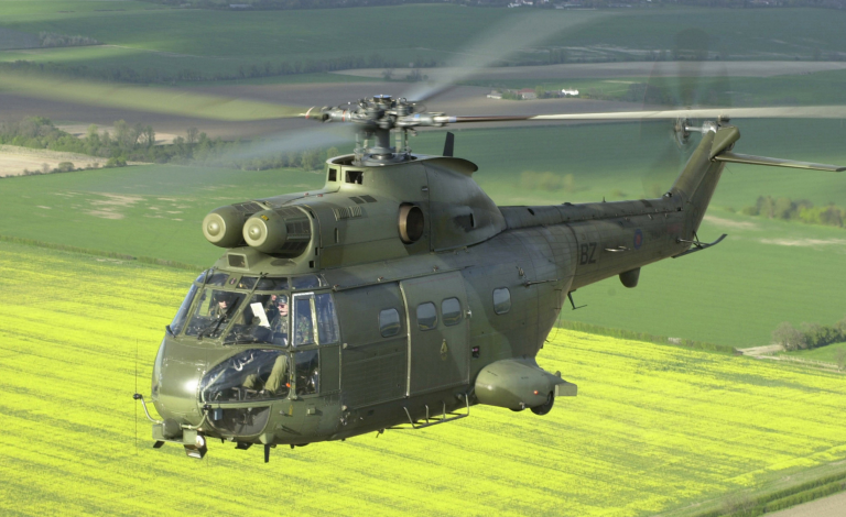 AIRBUS HELICOPTERS PUMA HC.MK 2