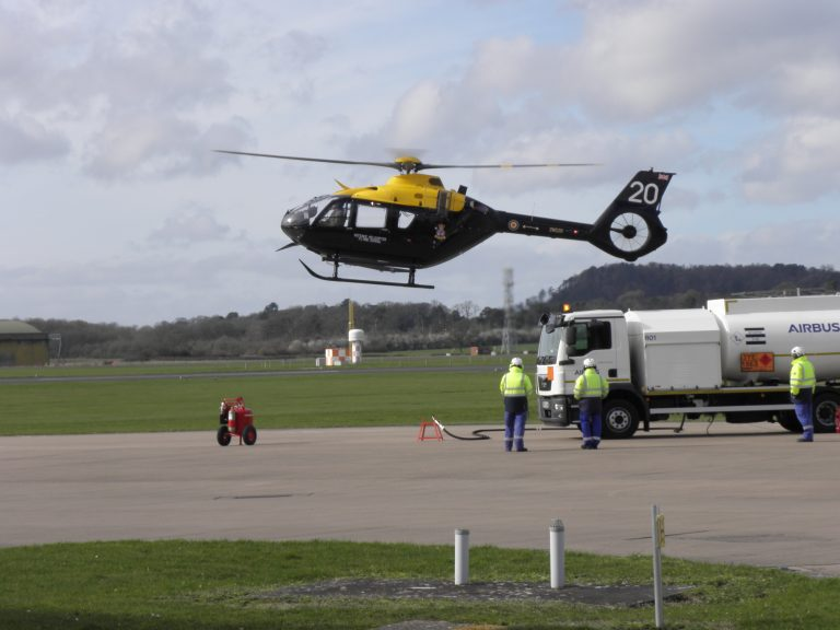 RAF Shawbury Visit