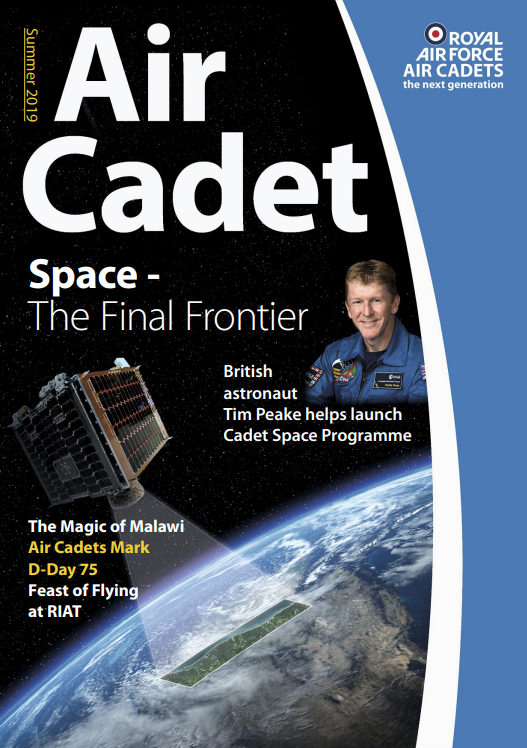 New Air Cadet Magazine