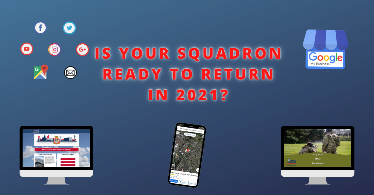 Is your Squadron ready to return in 2021?